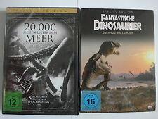 20000 Meilen unter dem Meer - Fantastische Dinosaurier - 8 Filme Sammlung, Paket
