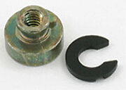 Fender Seat Nut Kit for Harley Sportster Dresser Dyna Softail replaces 59768-97
