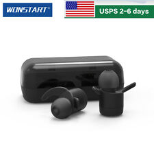 W302 Mini True Wireless Earbuds Bluetooth V4.2 Noise Cancelling Headset Earphone