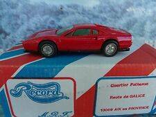 1/43 Record  (France) Ferrari 328 GTB 1985 Handmade Resin Model Car