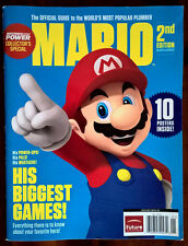 NINTENDO POWER COLLECTOR'S SPECIAL - Official Guide to MARIO, 2nd Edition - VGC