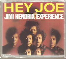 "JIMI HENDRIX ""Hey Joe"" 1990 Maxi CD Single Polydor"