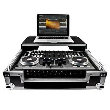 CASE RACK for American Audio VMS4. 1 with Laptop stand DJ Absolute Road Suitable