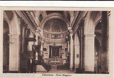 #CIANCIANA: ALTARE MAGGIORE