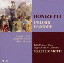 Donizetti: L'elisir d'amore, New Music