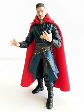"MY-C2-RD: FIGLot 1/12 scale collar cape for Figma, SH Figuart 6"" figure - Red"