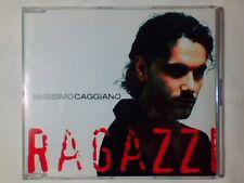 MASSIMO CAGGIANO Ragazzi cd singolo PR0M0