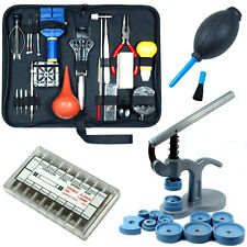 Watch Repair Tool Kit  - Case Opener / Hand Remover / Spring Bars / Case Press