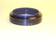 Original Lens Shade and filter holder for Schneider-Kreuznach Beaulieu-Optivaron