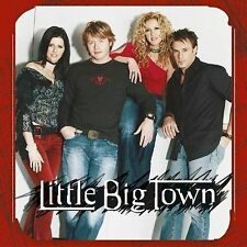 Little Big Town by Little Big Town (CD, May-2002, Monument) Free Ship #HF03