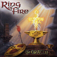 RING OF FIRE The Oracle (CD 2001) 12 Songs Heavy Metal Album