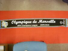 2009/2010 Olympique de Marseille, UEFA Champions League - Football Scarf, In Exc
