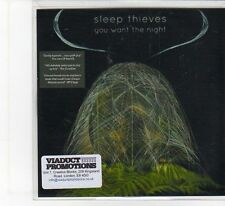 (FB640) Sleep Thieves, You Want The Night - 2014 DJ CD