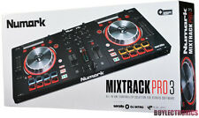 Numark Mixtrack Pro 3 DJ Controller With Audio I/O With Serato/ Mixtrack Pro III