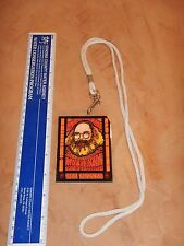2005 CHET FEST, TRIBUTE TO CHET HELMS ORIGINAL CONCERT ALL ACCESS BACKSTAGE PASS