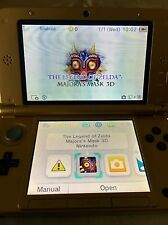 Nintendo 3DS XL The Legend of Zelda: A Link Between Worlds w/ box FREE SHIP!!!