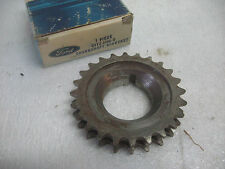 1964 FORD TRUCK 262 6 CYLINDER ENGINE CRANKSHAFT SPROCKET C4TZ-6306-C NOS
