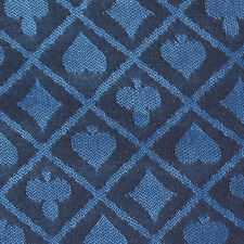 10FT X 5FT Blue Two Tone Suited Speed Cloth Poker Table Felt 100% Polyester