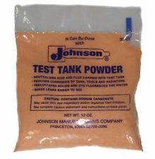 TEST TANK POWDER 12 OZ. SET OF 3 PCS.