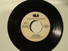 """Roberto Vecchioni / New Order –Disco Vinile 45 Giri 7"""" Edizione Promo Juke Box"""