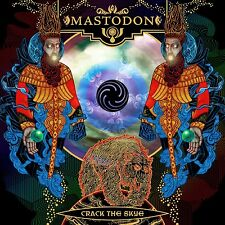 Mastodon - Crack the Skye - Baby Blue Vinyl LP - Limited Edition
