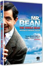 Mr. Bean: The Whole Bean - Complete Series - 3 DISC SET (2015, DVD New)