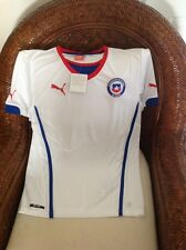 Chile puma national team soccer/futbol Jersey new with tags Size M Men's