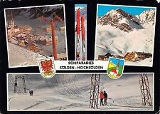 Austria Tirol Schiparadies Soelden-Hochsoelden multiviews, cable car, ski