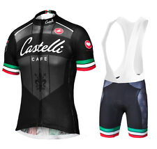 Completo ciclismo/Cycling Jersey and pants  Team Castelli