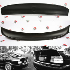 BMW E36 csl style trunk rear SPOILER ducktail for sedan 4door