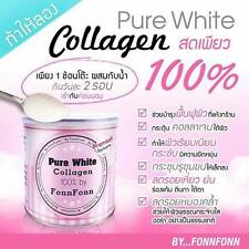 Pure White Aura Collagen Fonn Fonn Collagen Premium Protein 100%
