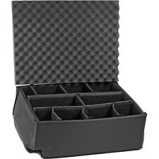 Pelican 1615 OEM Padded Divider Set fits 1610 case 1609 Organizer Free Nameplate