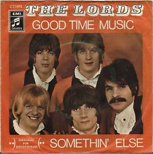 "THE LORDS ""GOOD TIME MUSIC"" 60'S SP COLUMBIA C23892"