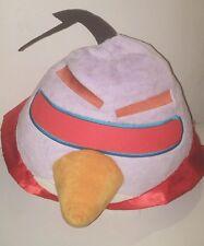 "Angry Birds Space 16"" Plush Jumbo Lazer Purple Bird Sound large"