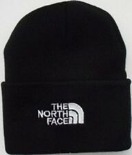 NORTH FACE SKI HAT - black  - one size fits all - new