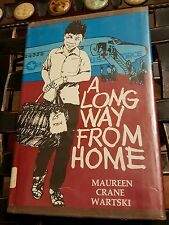 A LONG WAY FROM HOME by Maureen C. Wartski 1980 Hardcover First Edition Vietnam