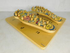 VTG Toy Tool Chinese Reflexology Walk Stone Pain Relieve Foot Pad Massage