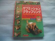 Submission Grappling Book & DVD Baret Yoshida Jiu Jitsu F/S