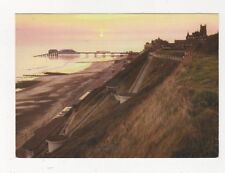 Cromer West Beach At Sunrise Postcard 520a