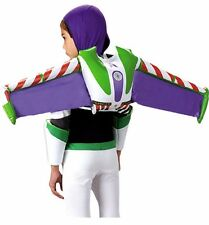 Buzz Lightyear Backpack Boy Child Disney Toy Story Wings Jet Pack Costume - Fast
