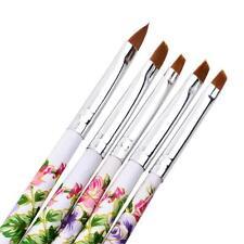 #10/15/25PCS Nail Pens UV Gel Painting Art Brush Set for Salon Manicure DIY Tool