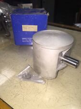NOS 1983-1984 Suzuki RM500  Piston  .25 mm (1ST O/S)   No Rings, OEM rings fit