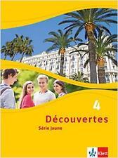Découvertes Série jaune 4. Schülerbuch (2015)