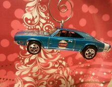 1969 DODGE CHARGER 500~HEMI~AWESOME DETAIL~CUSTOM HANGING ~ CHRISTMAS DECORATION