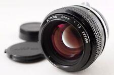 Nikon Nikkor 55mm F1.2 Non Ai      (2343)