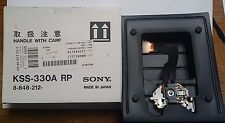 NEW Sony Parts Lasereinheit KSS-330A KSS330A Laser Lens Original Made In JAPAN