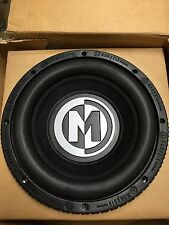 "NEW Old School Memphis 15-PR104 Competition 10"" Subwoofer,Rare,NOS,NIB,Vintage"