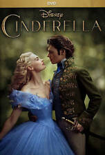 Cinderella (DVD DISC ONLY, 2015) NO ARTWORK