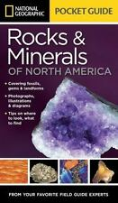 National Geographic Pocket Guide to Rocks & Minerals of North America BRAND NEW
