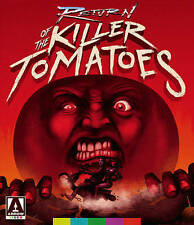 RETURN OF THE KILLER TOMATOES-RETURN OF THE KILLER TOMATOES  Blu-Ray NEW